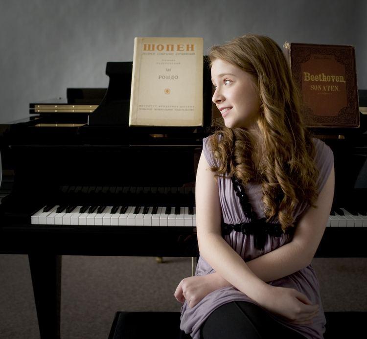Anastasia Rizikov Anastasia Rizikov Young Canadian Pianist