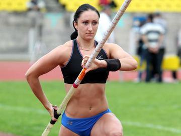 Anastasia Savchenko RusAthletics Russian Athletics