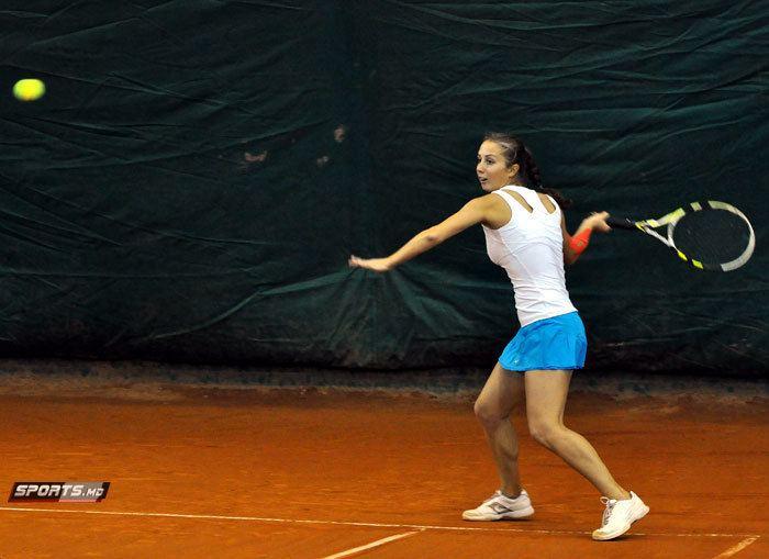 Anastasia Vdovenco Sa terminat Trofeul Municipiului Iai Sport Moldova