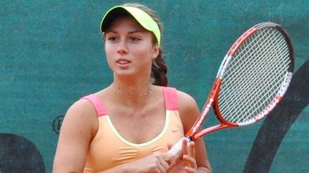 Anastasia Vdovenco Fed Cup Articles Perfect start for hosts Moldova
