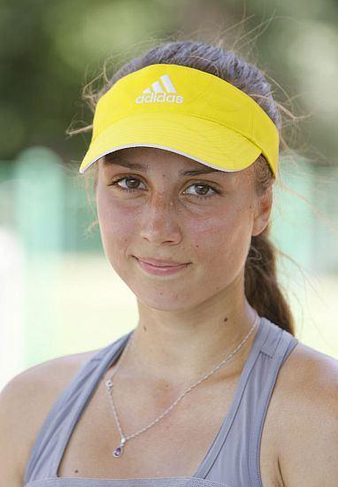 Anastasia Vdovenco ITF Tennis Pro Circuit Player Profile VDOVENCO