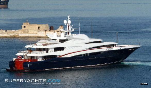 Anastasia (yacht) Anastasia Oceanco Motor Yacht superyachtscom