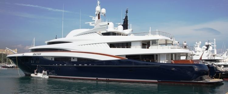 Anastasia (yacht) The OceAnco 755m Motor Yacht ANASTASIA CharterWorld Luxury Yachts