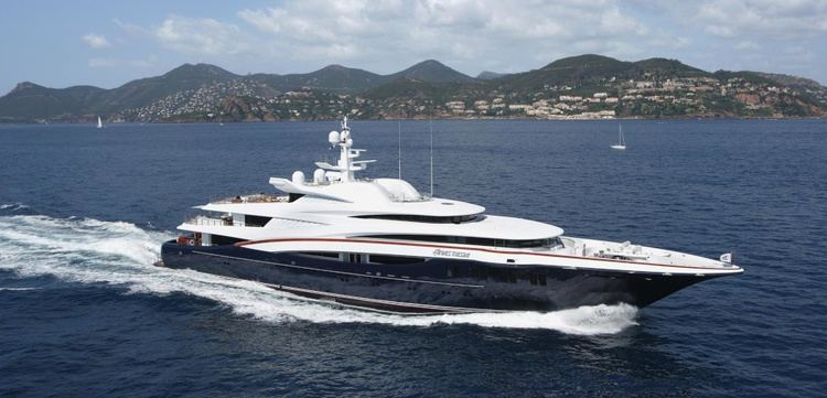 Anastasia (yacht) ANASTASIA Yacht Charter Price Oceanco Luxury Yacht Charter