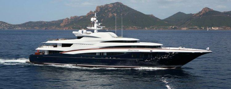 Anastasia (yacht) Vladimir Potanin and his Two Crazy US 100 Million Luxury Yachts