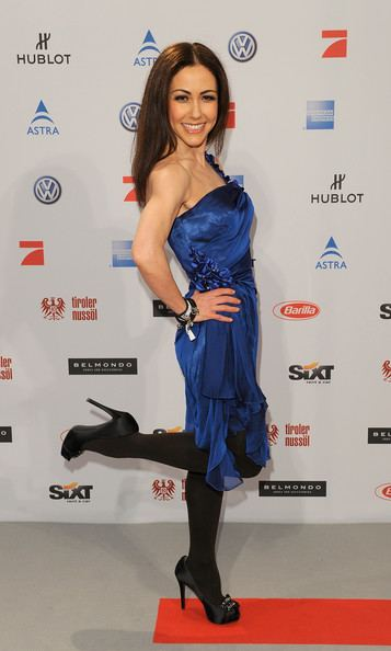 Anastasia Zampounidis Anastasia Zampounidis Pictures Movie Media Meets Party