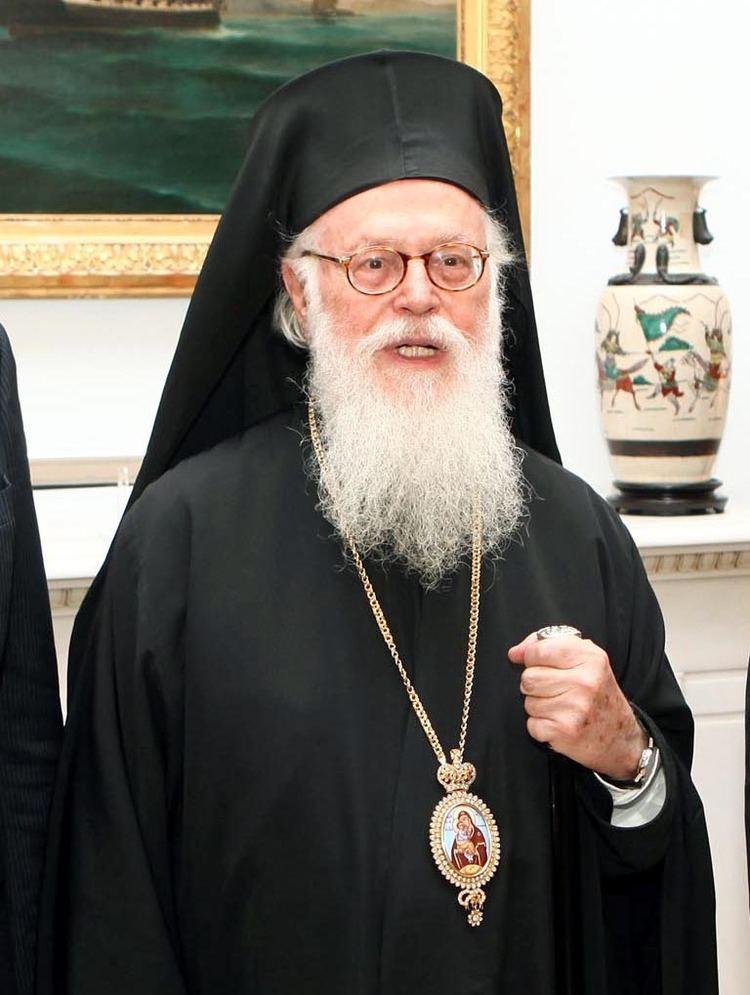 Anastasios of Albania
