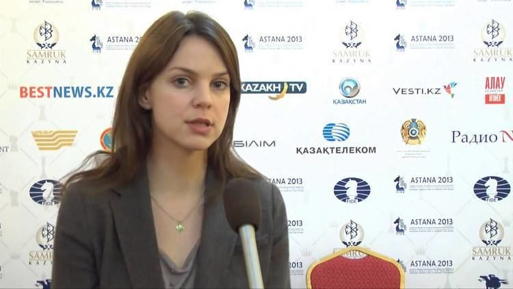 Anastasiya Karlovich Anastasia Karlovich talks about Chinese team YouTube