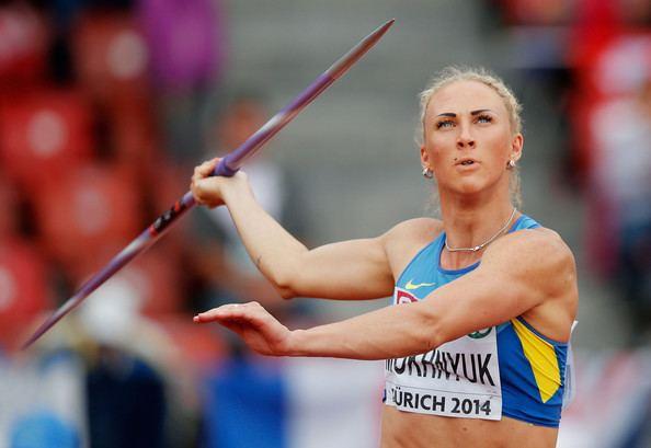 Anastasiya Mokhnyuk Anastasiya Mokhnyuk Pictures 22nd European Athletics