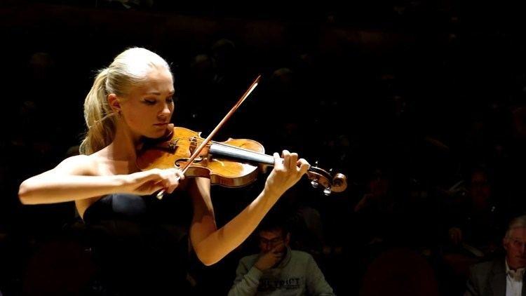 Anastasiya Petryshak Anastasiya Petryshak JS Bach Ciaccona Partita n2 in Re