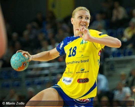 Anastasiya Pidpalova Handzone toute l39actualit du handball en franais