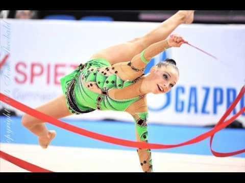 Anastasiya Serdyukova Serdyukova Anastasiya Ribbon 20132014 Music Exact Copy YouTube