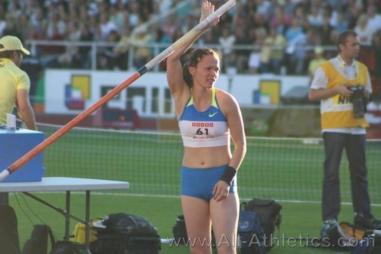 Anastasiya Shvedova Profile of Anastasiya SHVEDOVA AllAthleticscom
