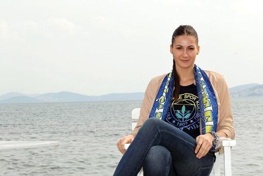 Anastasiya Verameyenka 3 Puan Verameyenka ile yollar ayrld zel haber