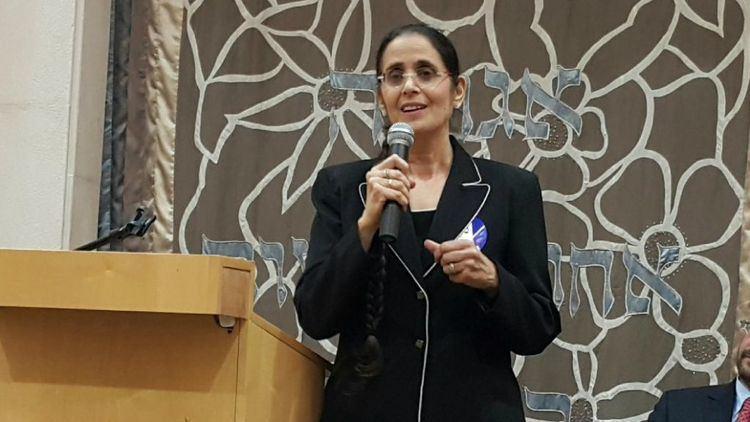Anat Berko After sitting with terrorists a Netanyahu stalwart seeks