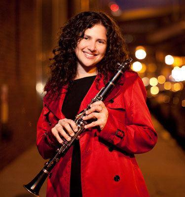 Anat Cohen News Anat Cohen Quartet in free concert at Campus Theatre