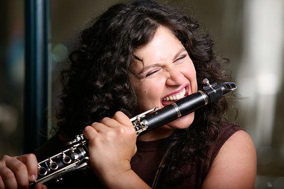 Anat Cohen Anat Cohen at Dazzle Jazz March 19 amp 20 KUVOKVJZ