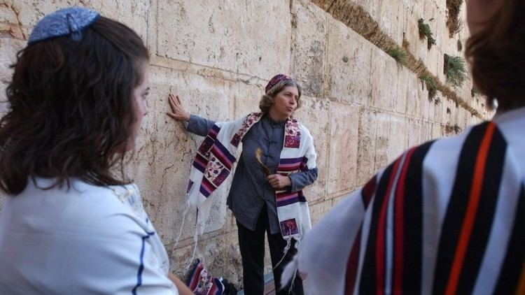 Anat Hoffman A gadfly on the Wall The Times of Israel