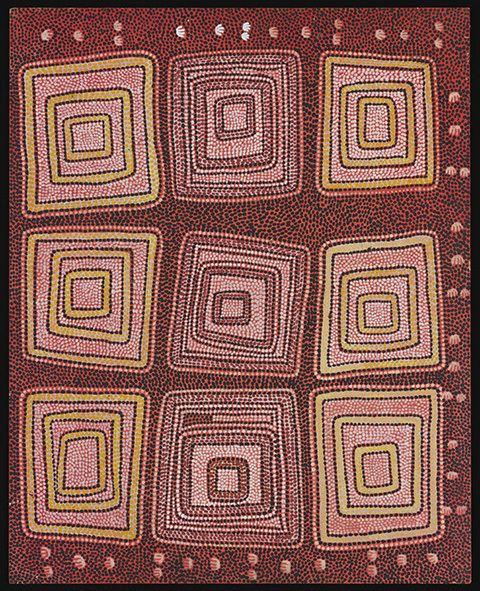 Anatjari Tjakamarra National Museum of Australia Anatjari Yanyatjarri