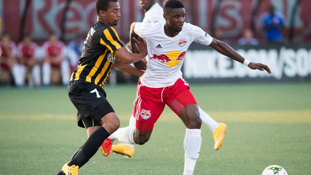 Anatole Abang NYRB II Surrenders Late Lead in Manhattan Debut Empire