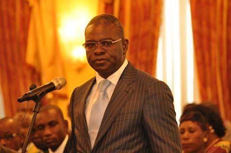 Anatole Collinet Makosso Congo le ministre Anatole Collinet Makosso appelle au dialogue