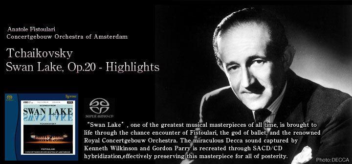 Anatole Fistoulari ESOTERIC Anatole Fistoulari amp Concertgebouw Orchestra of