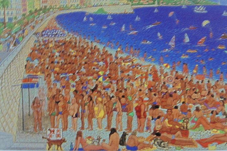 Anatole Jakovsky The international museum of naive art Anatole Jakovsky the promenade