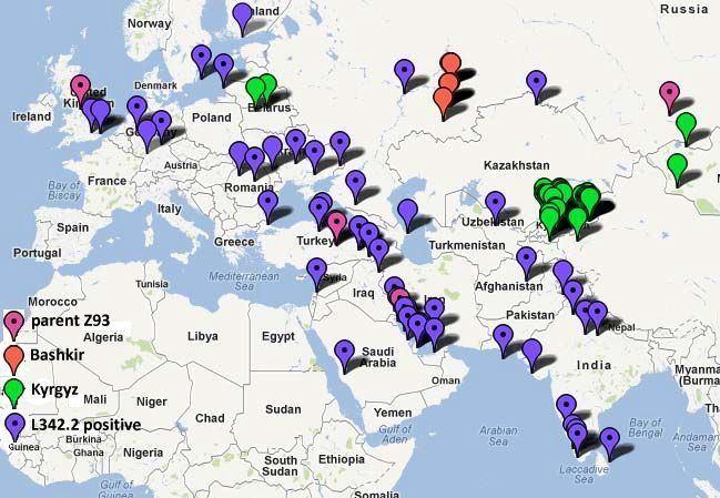 Anatole Klyosov Klyosov A History of Haplogroup R1b genetics TurkicWorld