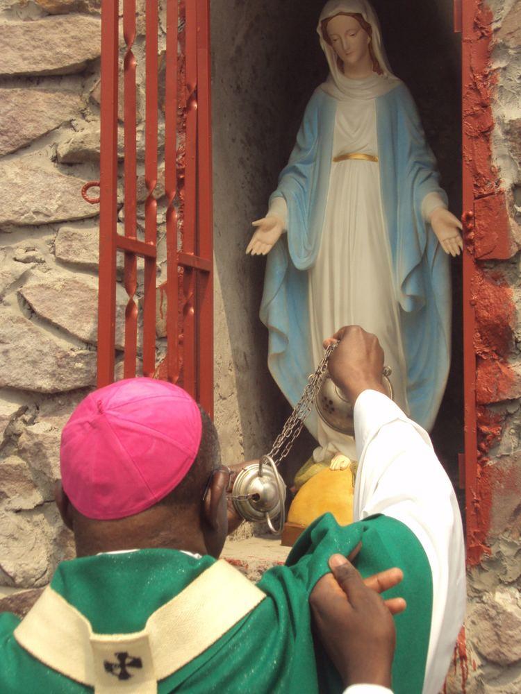 Anatole Milandou glise catholique la nouvelle paroisse de Casis a encore chang de