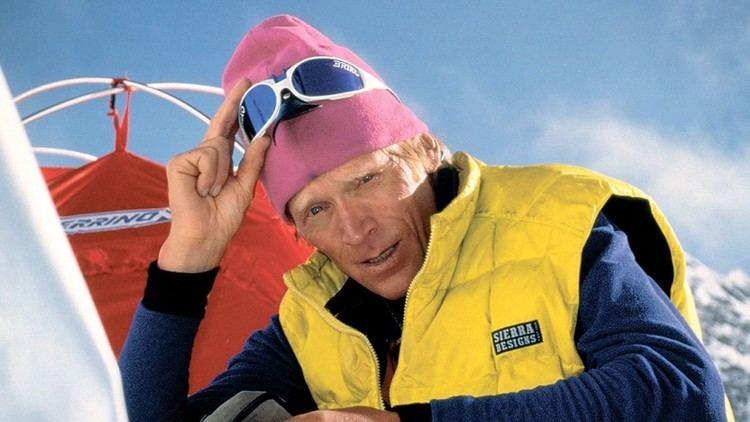 Anatoli Boukreev Anatoli Boukreev Interview 1996 Everest Disaster YouTube