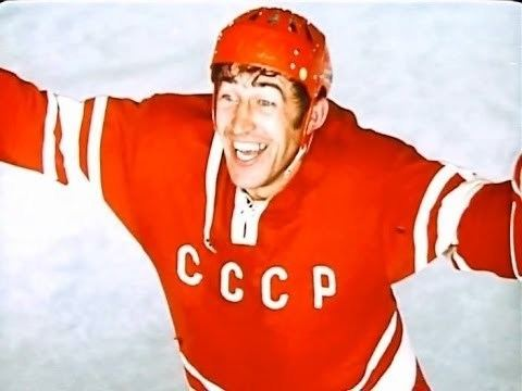Anatoli Firsov WATCH CLIP Soviet Hockey Legend Anatoli Firsov 11 Soviet