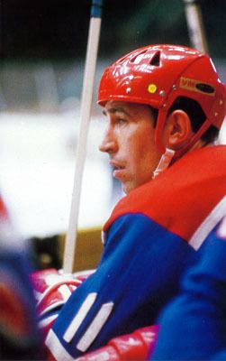 Anatoli Firsov History of Russian Hockey Part 1 Russkiy Hockey