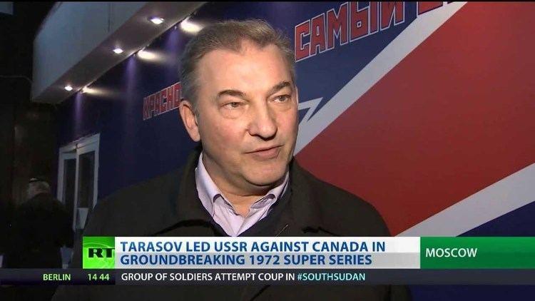 Anatoli Tarasov Soviet ice hockey legend Tarasov remembered YouTube