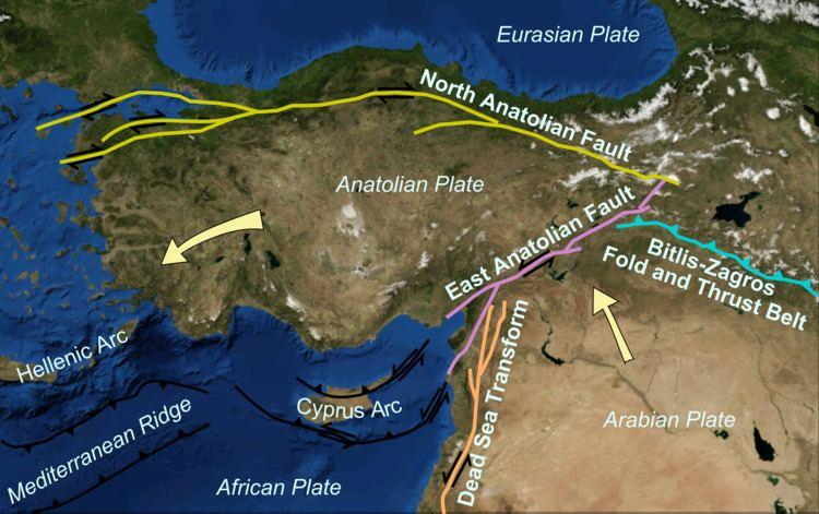 Anatolian Plate Anatolian Plate Wikiwand