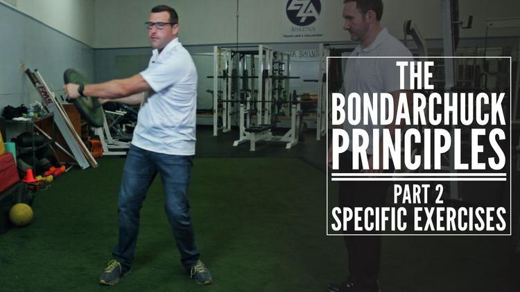 Anatoliy Bondarchuk The Bondarchuk Principles Specific Exercises
