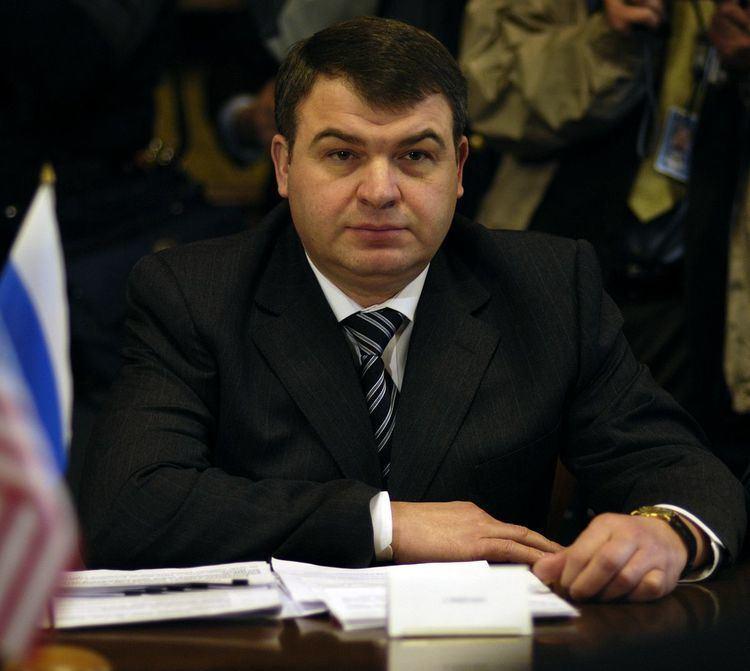 Anatoliy Serdyukov Anatoliy Serdyukov Wikipedia