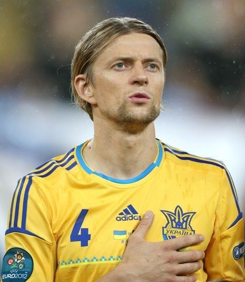 Anatoliy Tymoshchuk Anatoliy Tymoshchuk An Interview with The Captain