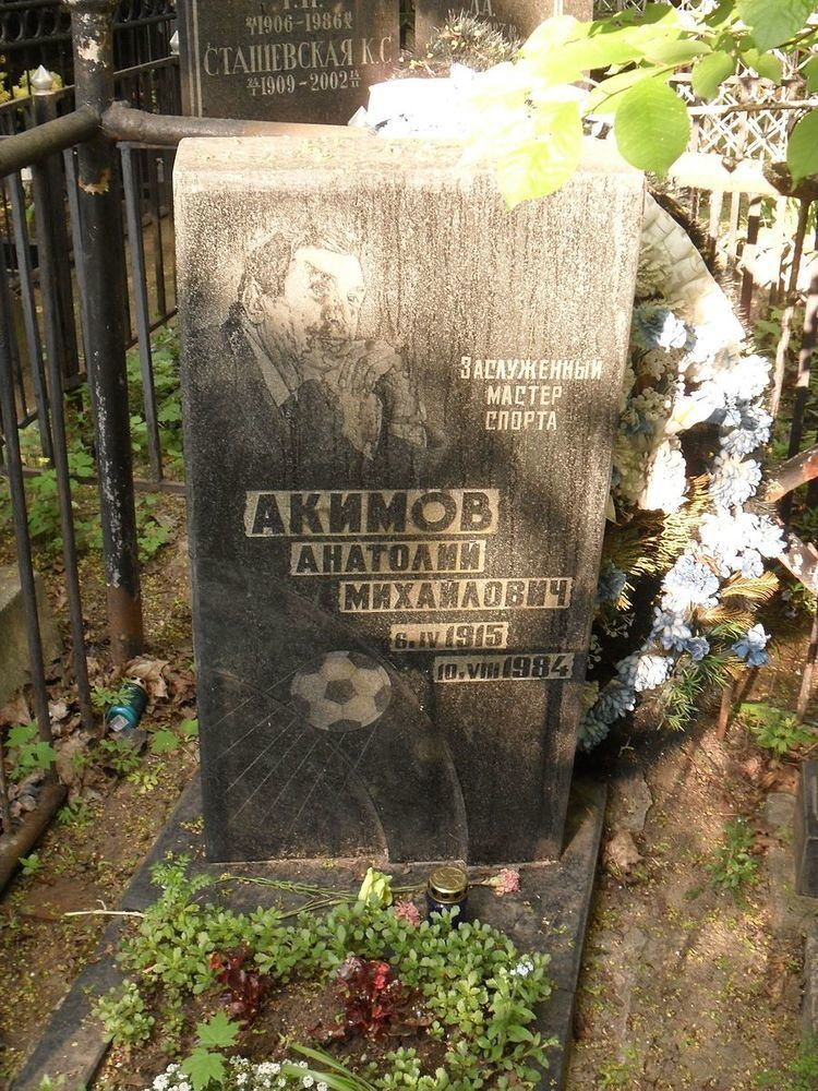 Anatoly Akimov (footballer)