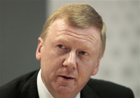 Anatoly Chubais Reformer pushes Russian hightech Reuters