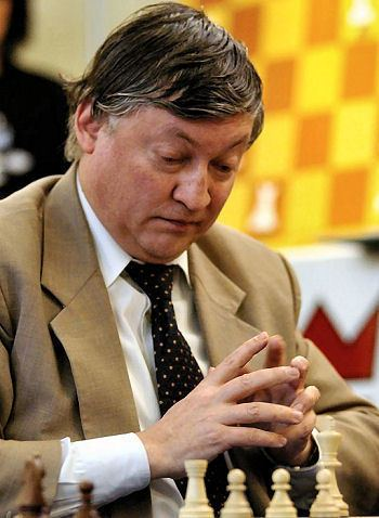 Anatoly Karpov Anatoly Karpov speaks his mind Chess News