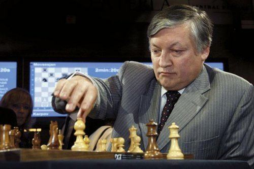 Anatoly Karpov Anatoly Karpov the great chess player World of chess