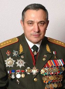 Anatoly Kvashnin General Anatoly Kvashnin