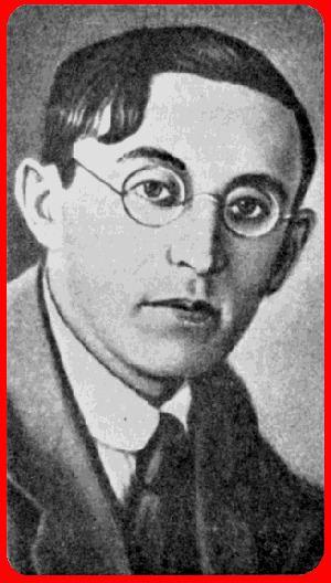 Anatoly Lunacharsky Anatoly Lunacharsky Revolutionary Silhouettes Volodarsky