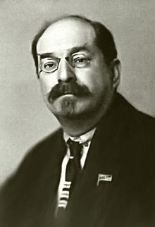 Anatoly Lunacharsky russiapediartcomfilesprominentrussianspoliti