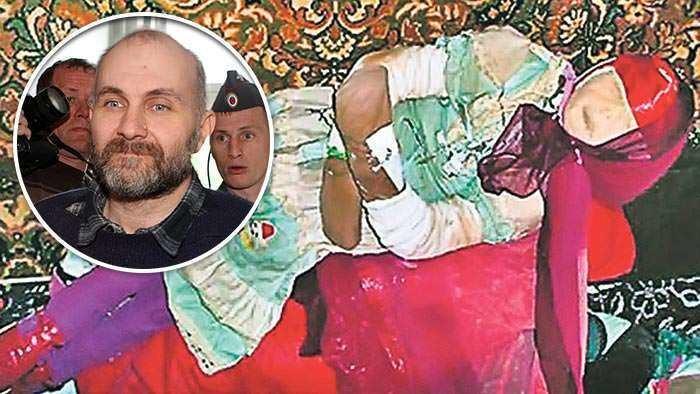 Anatoly Moskvin Anatoly Moskvin The Russian GraveRobbing Historian Bizarrepedia
