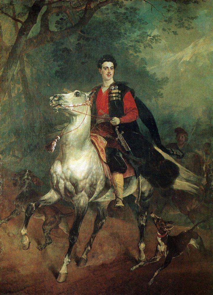 Anatoly Nikolaievich Demidov, 1st Prince of San Donato