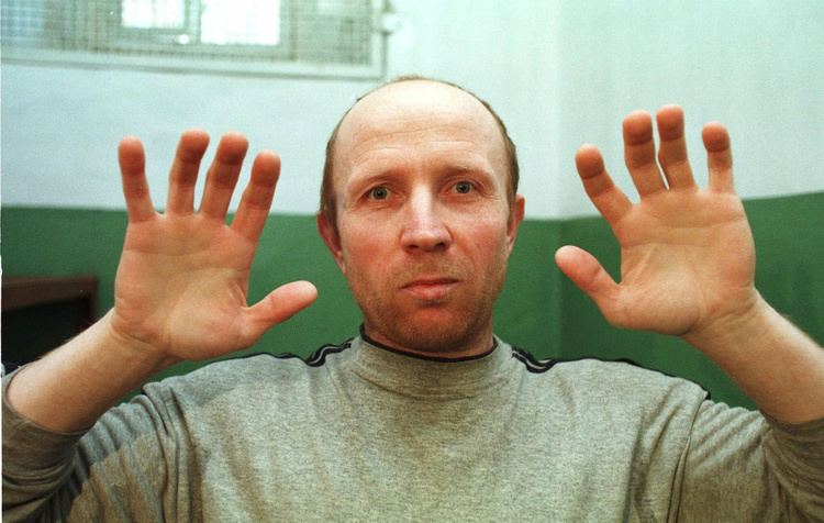 Anatoly Onoprienko Serial killer who murdered 52 people dies in prison