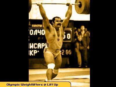 Anatoly Pisarenko Anatoly Pisarenko Top Olympic Lifters of the 20th Century