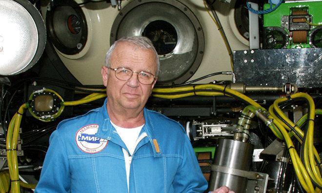 Anatoly Sagalevich Anatoly Sagalevich Arctic