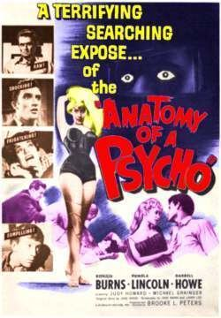 Anatomy of a Psycho Anatomy of a Psycho 1961 The Hunt for Edward D Wood Jr